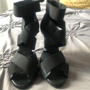 BCBG Sandals - Size 7
